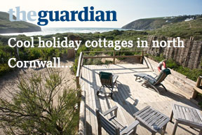 The Guardian - Cool Cottages in North Cornwall - The Dunes