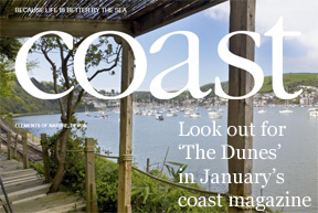 Look out for 'The Dunes' in January's coast magazine