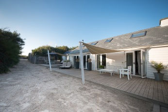 The Dunes beach house, Mawgan Porth Cornwall