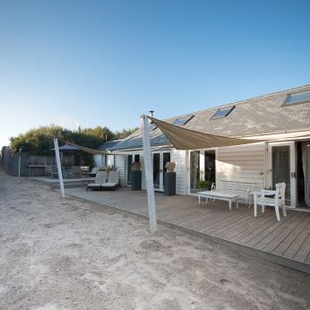 The Dunes beach house, Mawgan Porth Cornwall